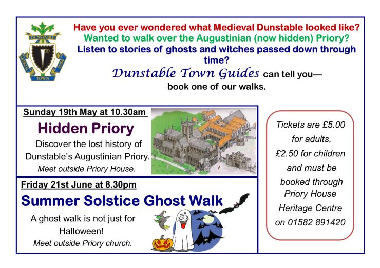 2019JV_Hidden Priory & Ghost Walks poster landscape